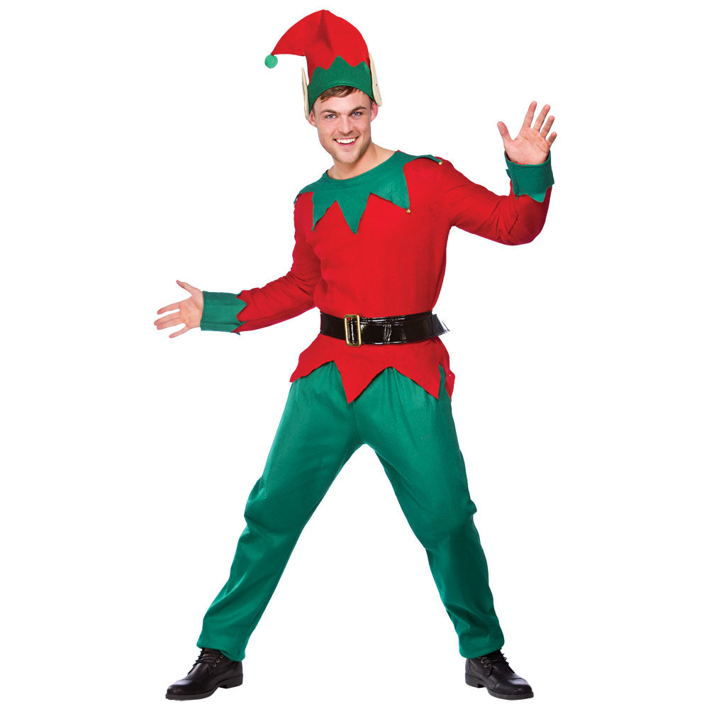 Deluxe Elf Costume for Adult Man