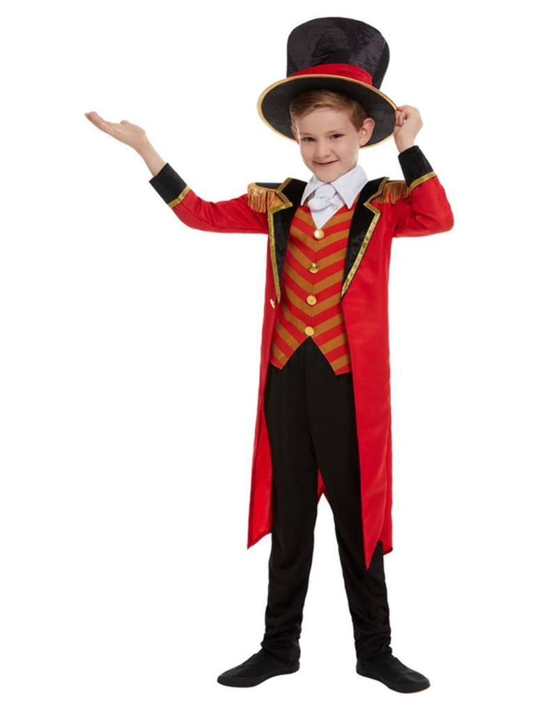 Deluxe Ringmaster outfit Boys