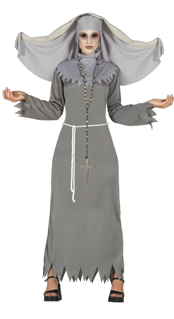 Diabolical Nun Halloween Costume