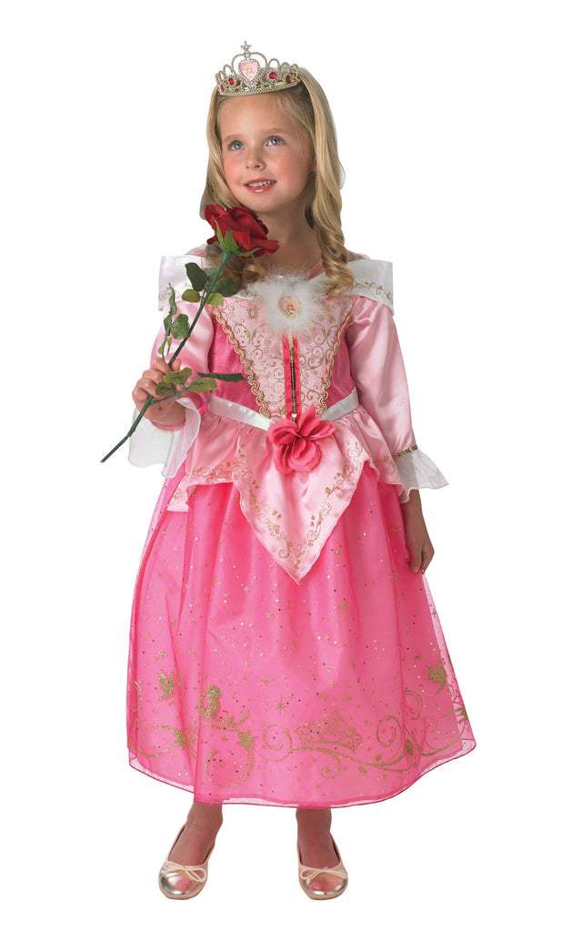 Disney Sleeping Beauty Anniversary Costume Girls