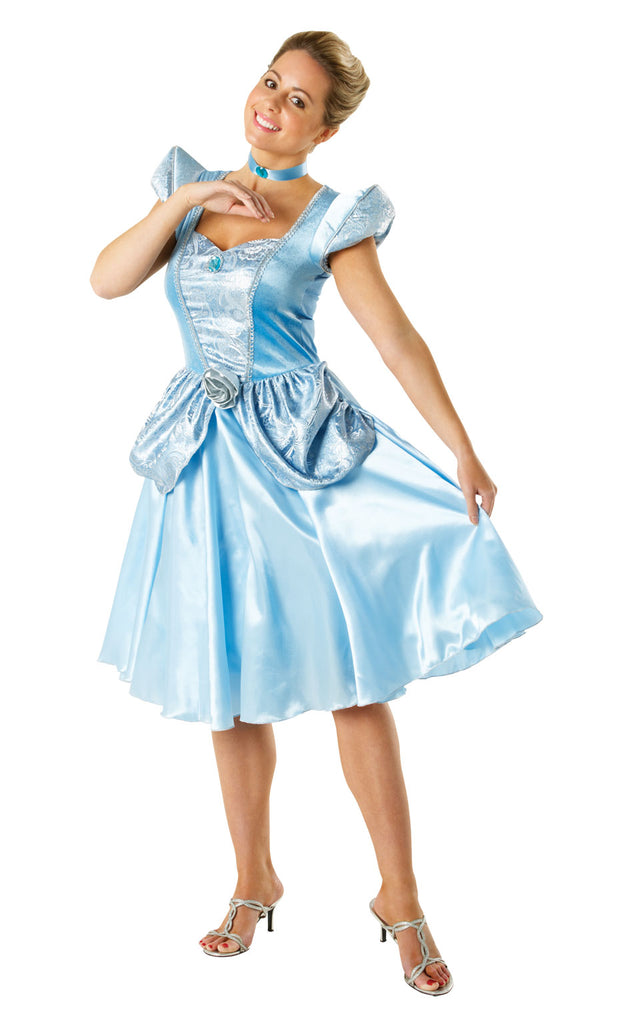 Disney Cinderella Costume Adult Officially Licensed