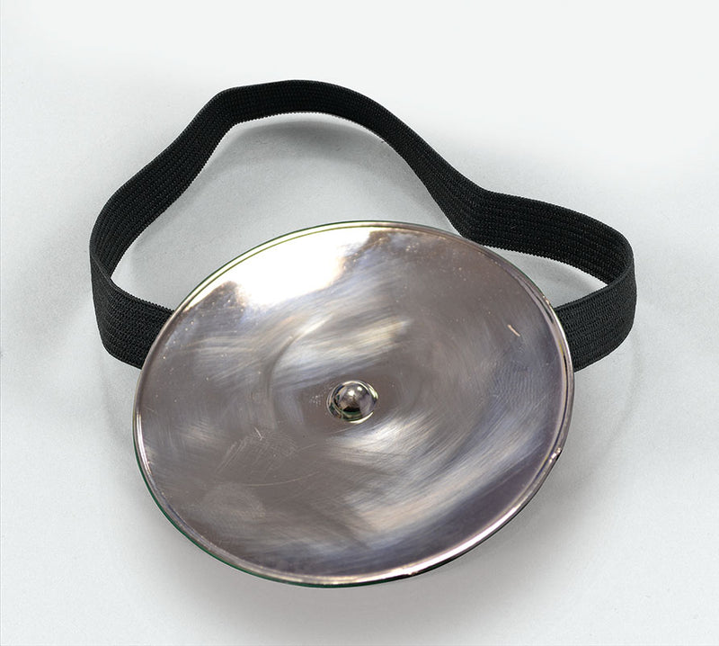 Doctor's Reflector With Attached Elastic Headband