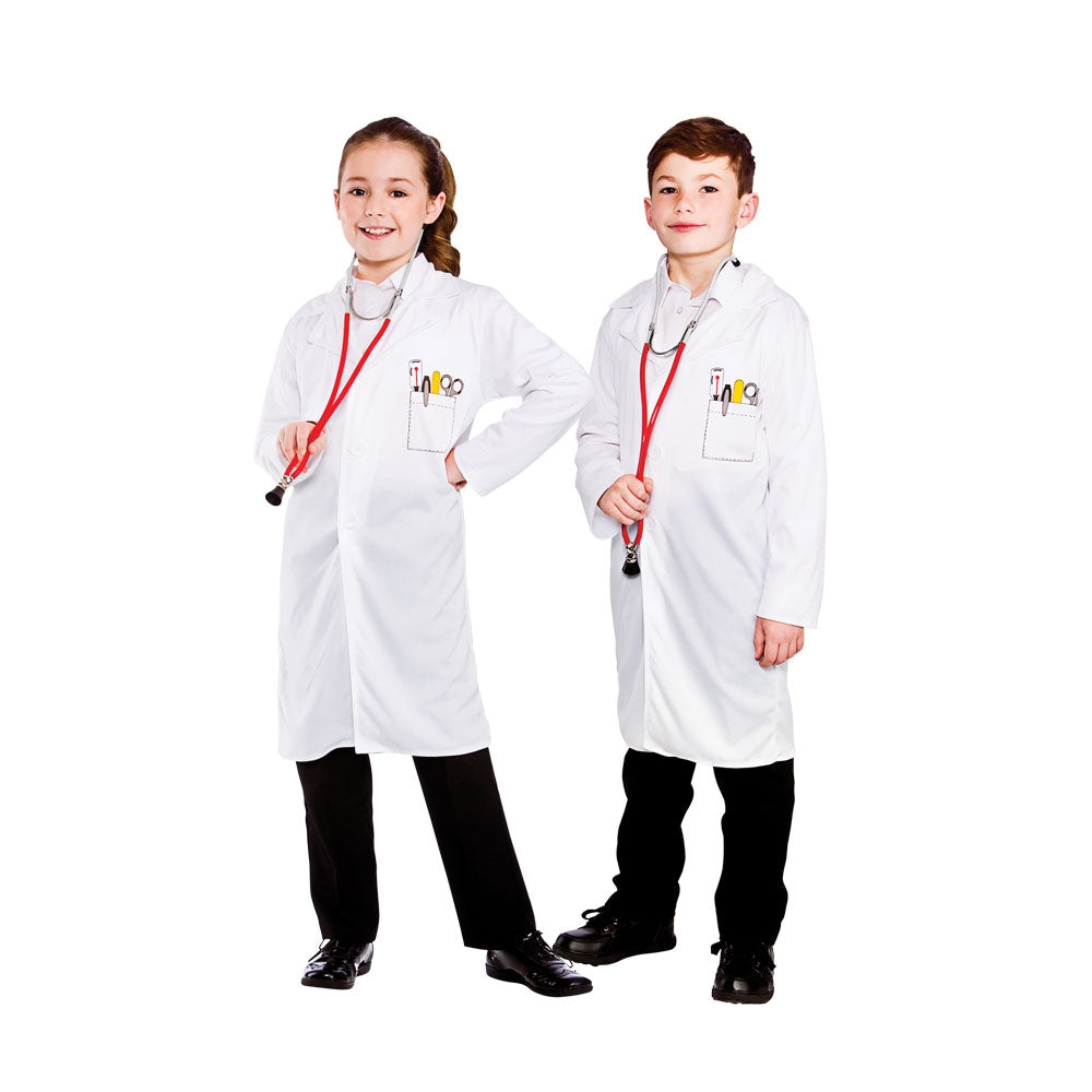 Doctor's Coat Child's Costume