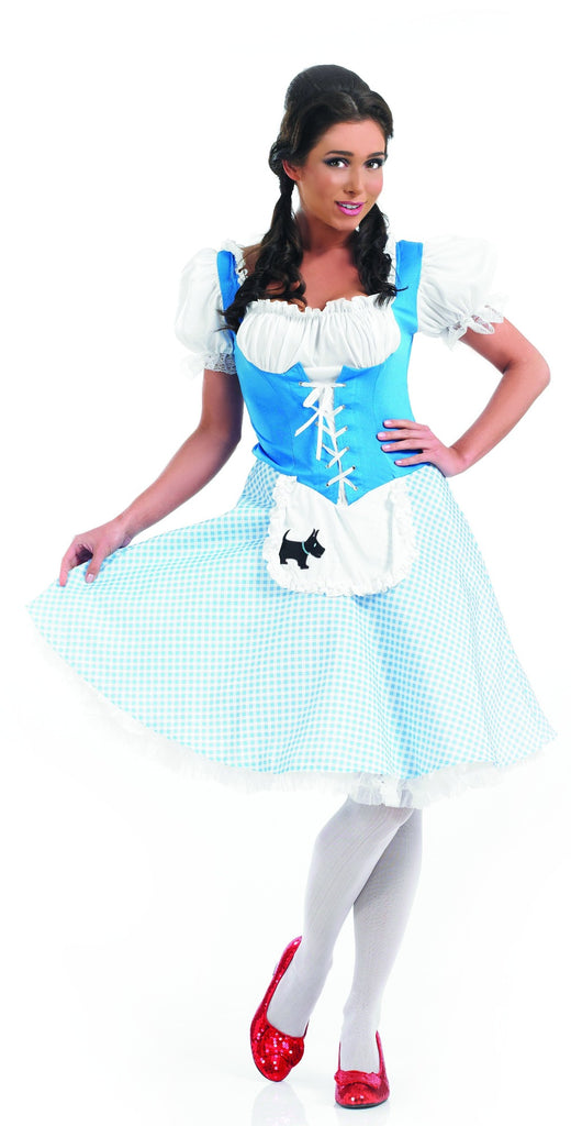 Dorothy Costume - Knee Length