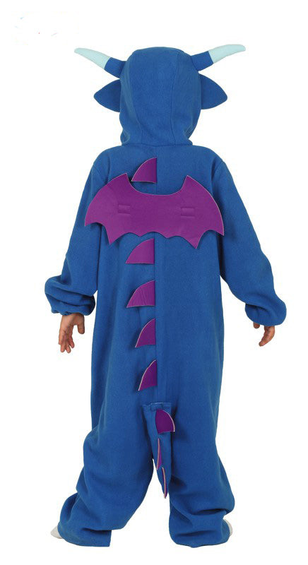 Dragon Costume Blue Child
