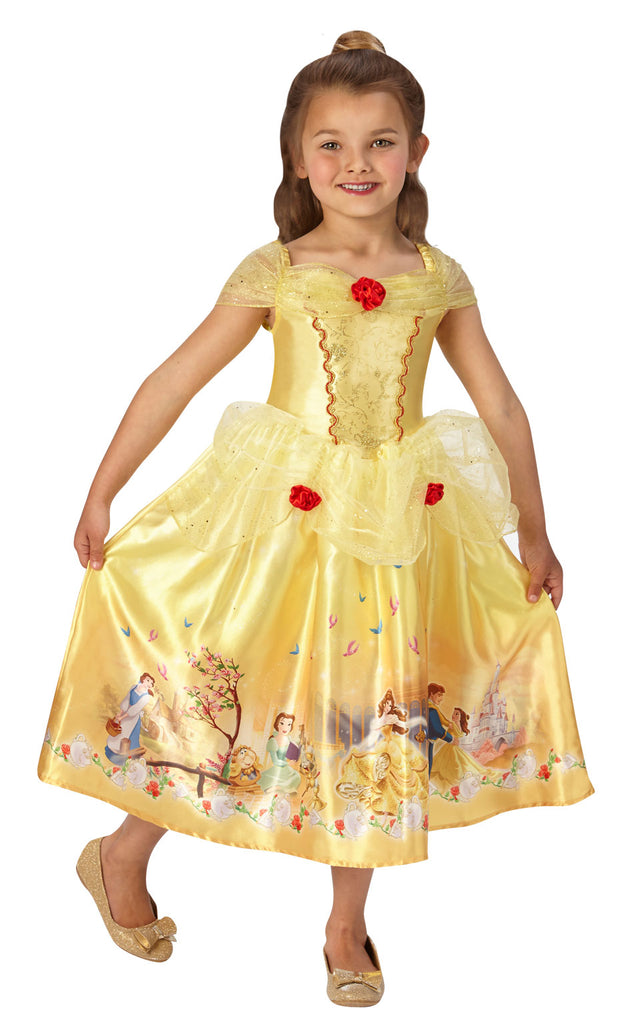 Dream Princes Belle Girls Costume