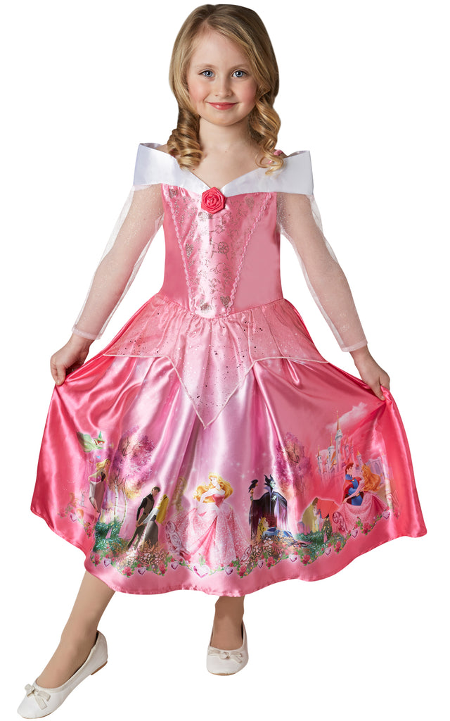 Disney Dream Sleeping Beauty Disney Princess Costume Girl