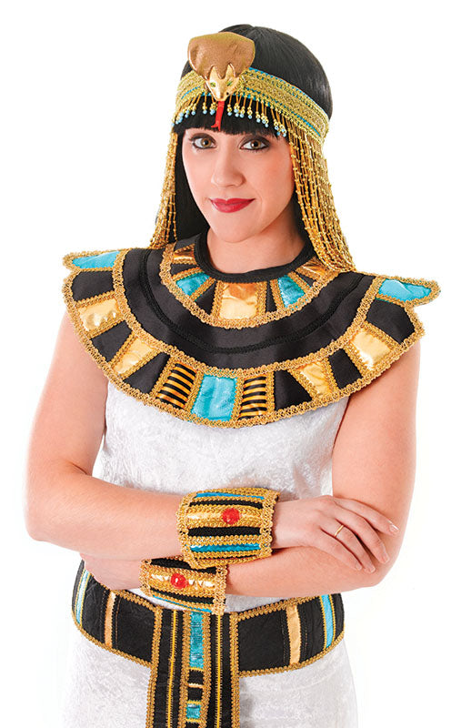 Egyptian Collar Cleopatra Costume Accessory