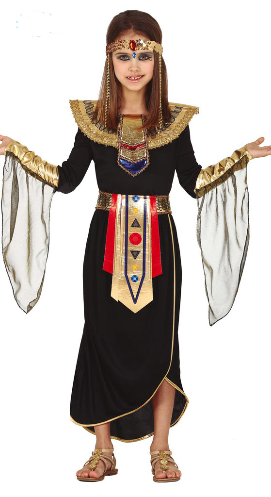 Girl's Egyptian Princess Cleopatra Costume