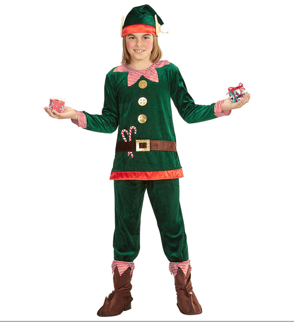 Children's Elf Boy Costume