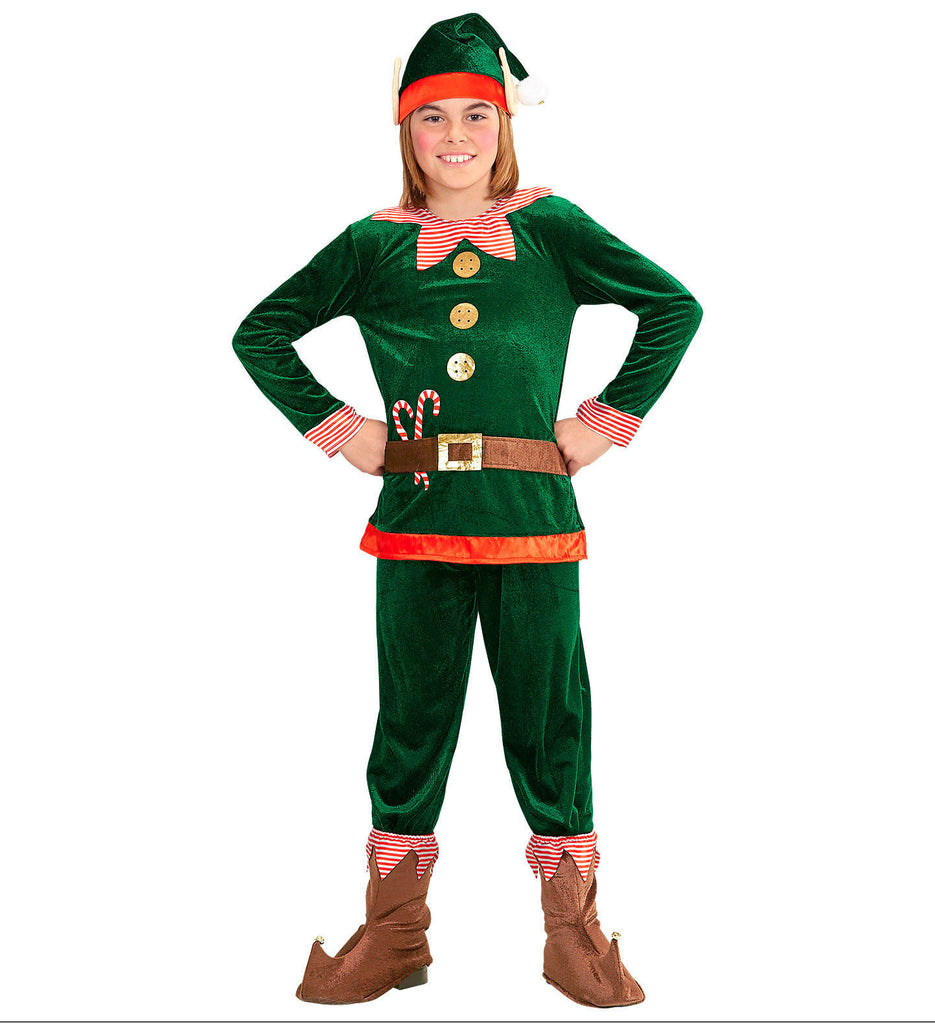 Child's Elf Boy outfit