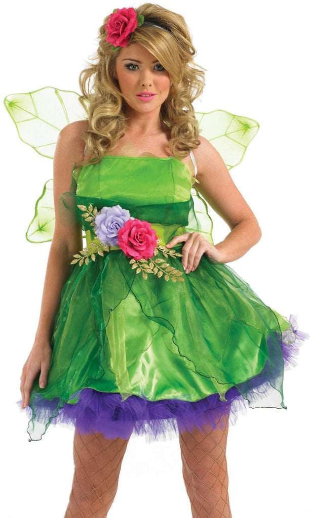 Fairy Nymph Tinkerbell Costume
