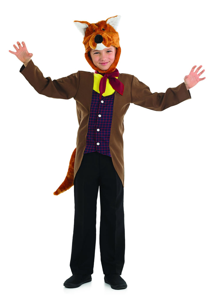 Children's Fantastic Mr Fox Costume