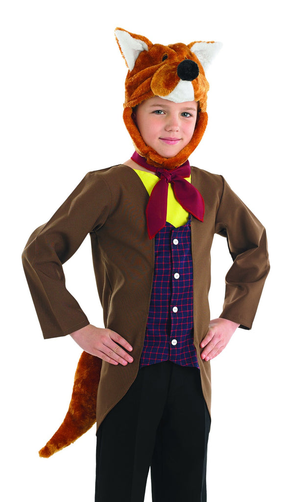Fantastic Mr Fox Costume Kids