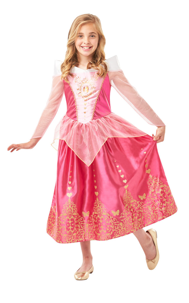 Gem Princess Sleeping Beauty Aurora Disney Outfit