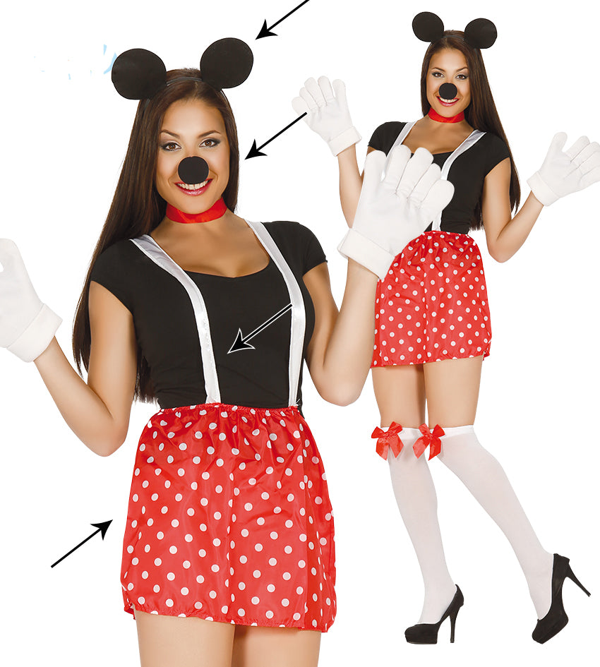 Girl Minnie Mouse Set