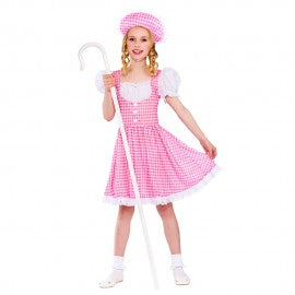 Girl's Little Bo Peep Costume