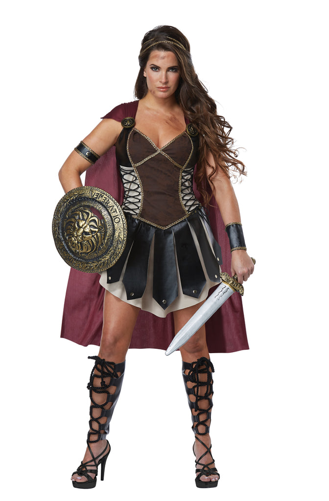 Glorious Gladiator Adult Costume