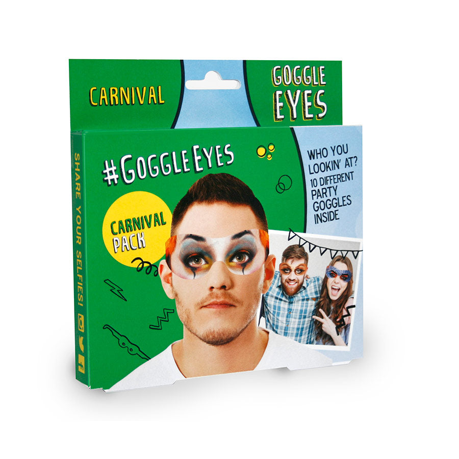 Goggle Eyes Carnival Pack