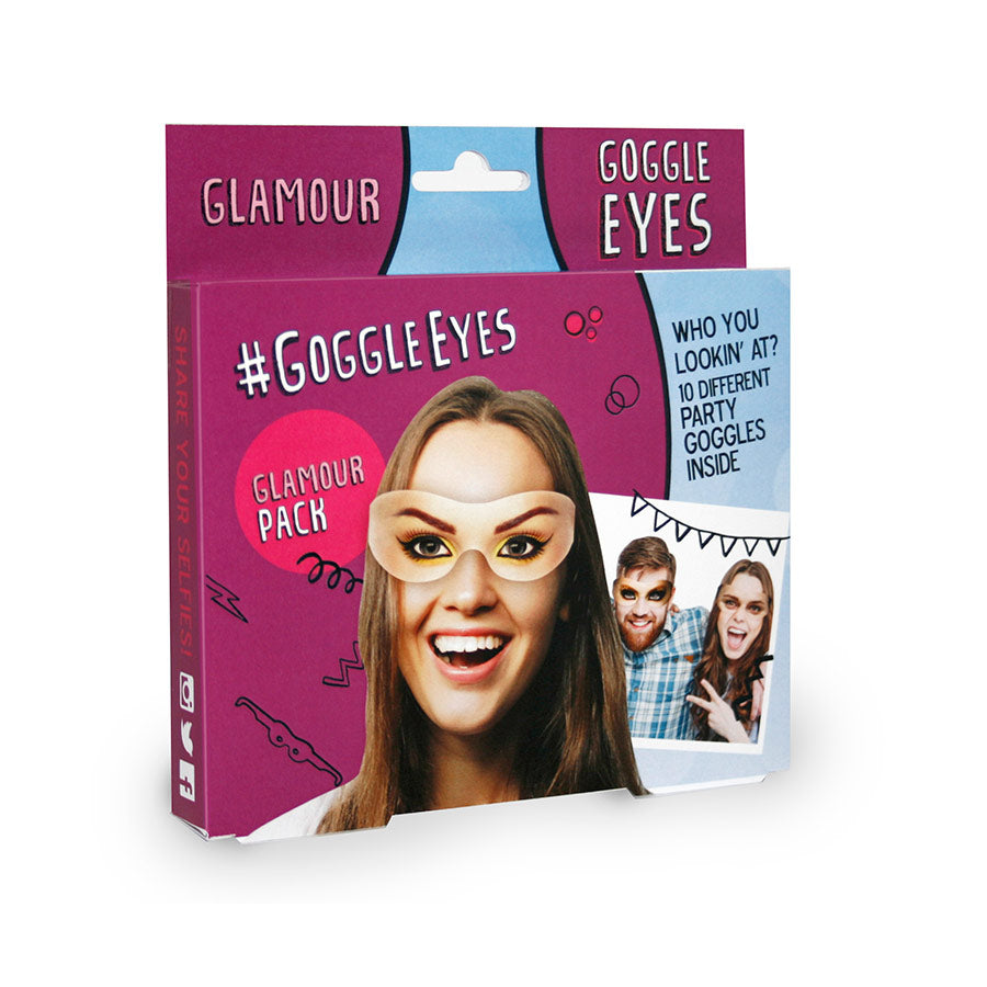 Goggle Eyes Glamour Pack