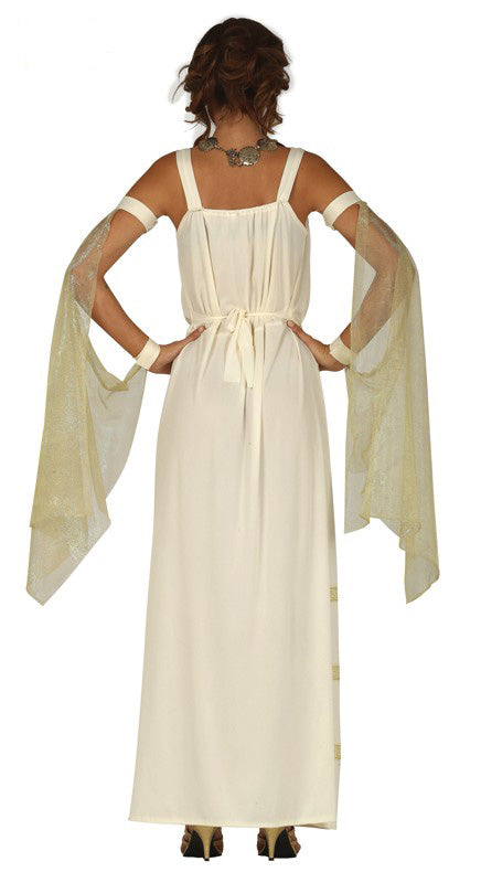 Golden Greek Goddess Costume