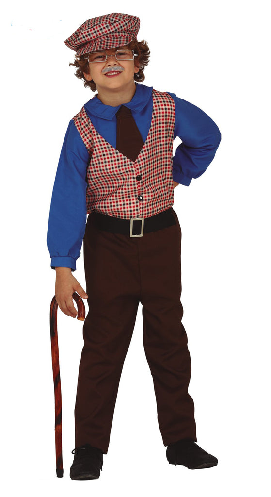 Granddad Costume Child