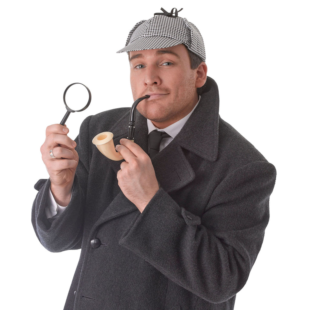 Great Detective Sherlock Holmes Costume Kit