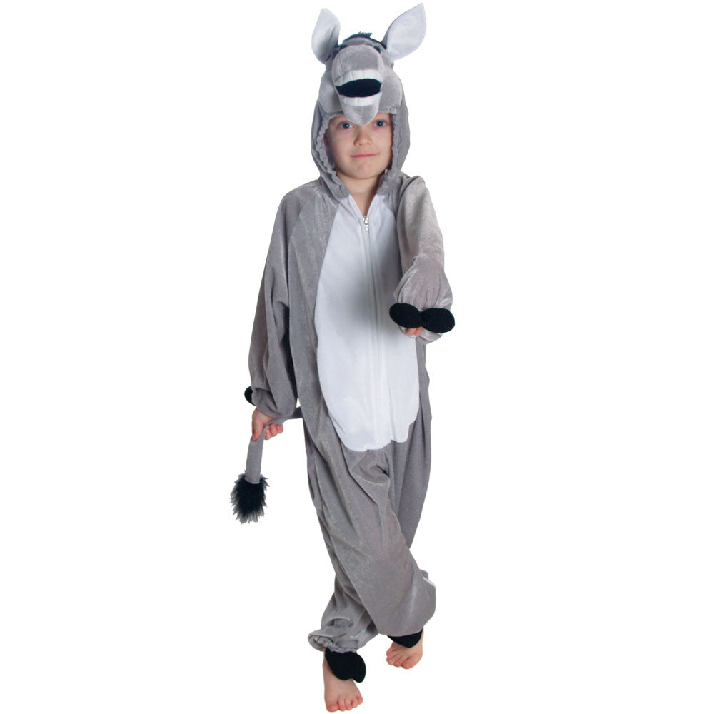 Kid's Donkey Fancy Dress Costume