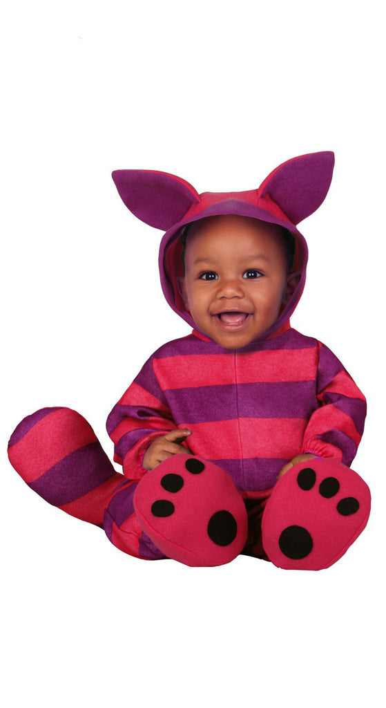 Grinning Cheshire Cat Costume Toddler