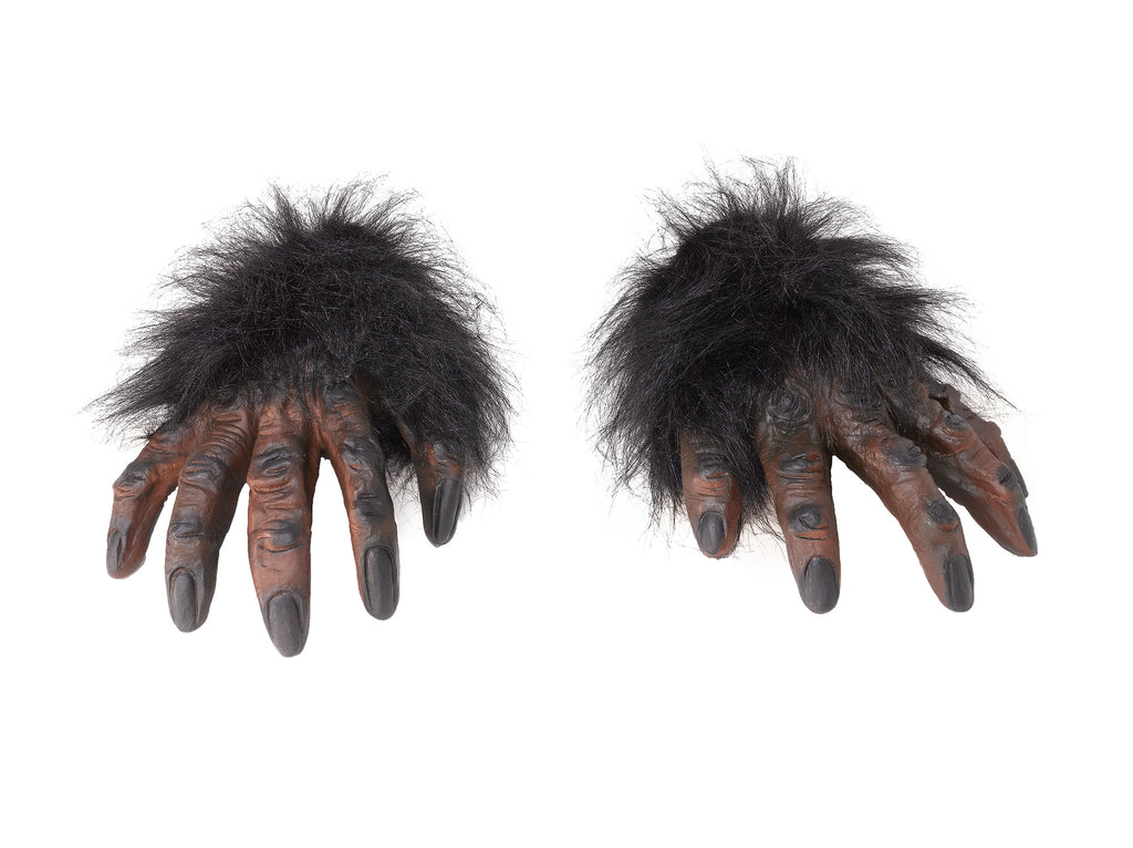 Hairy Gorilla or Wolf Hands