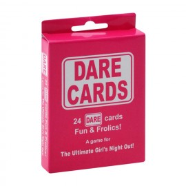 Pink Hen Party Dare Cards