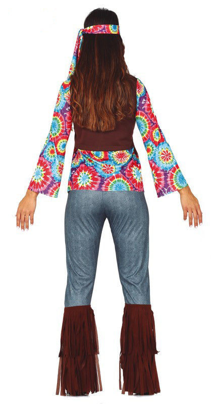 Hippie Dippy Lady Costume