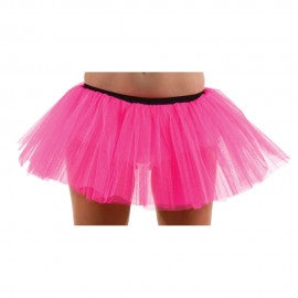 Hot Pink 3 Layer Tulle Tutu