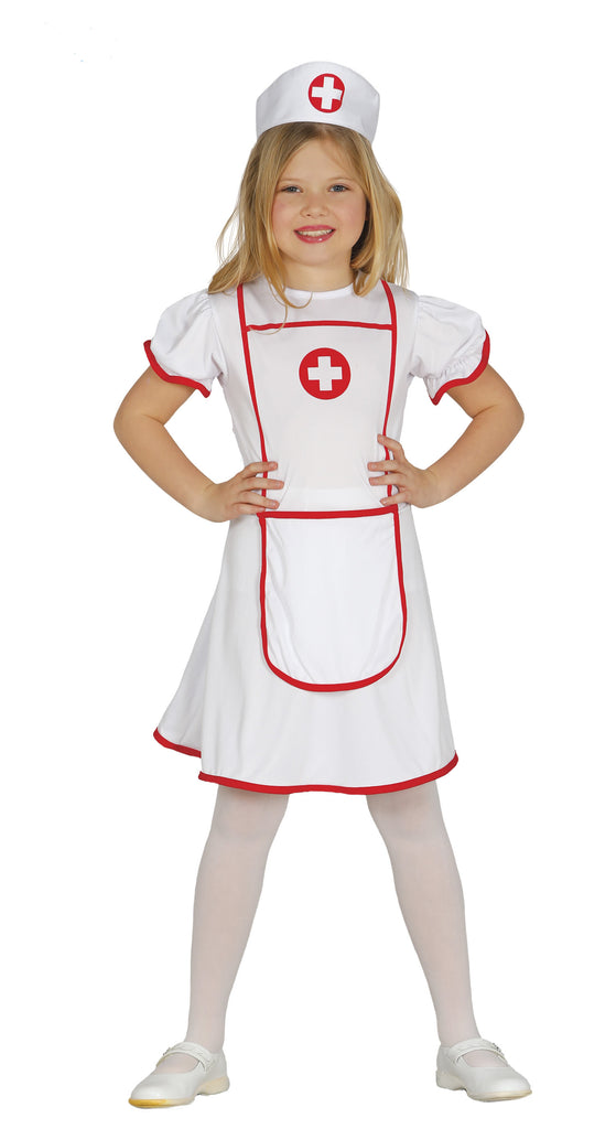 Infirmary Nurse Costume for girls