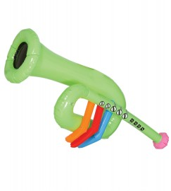 Inflatable Trumpet