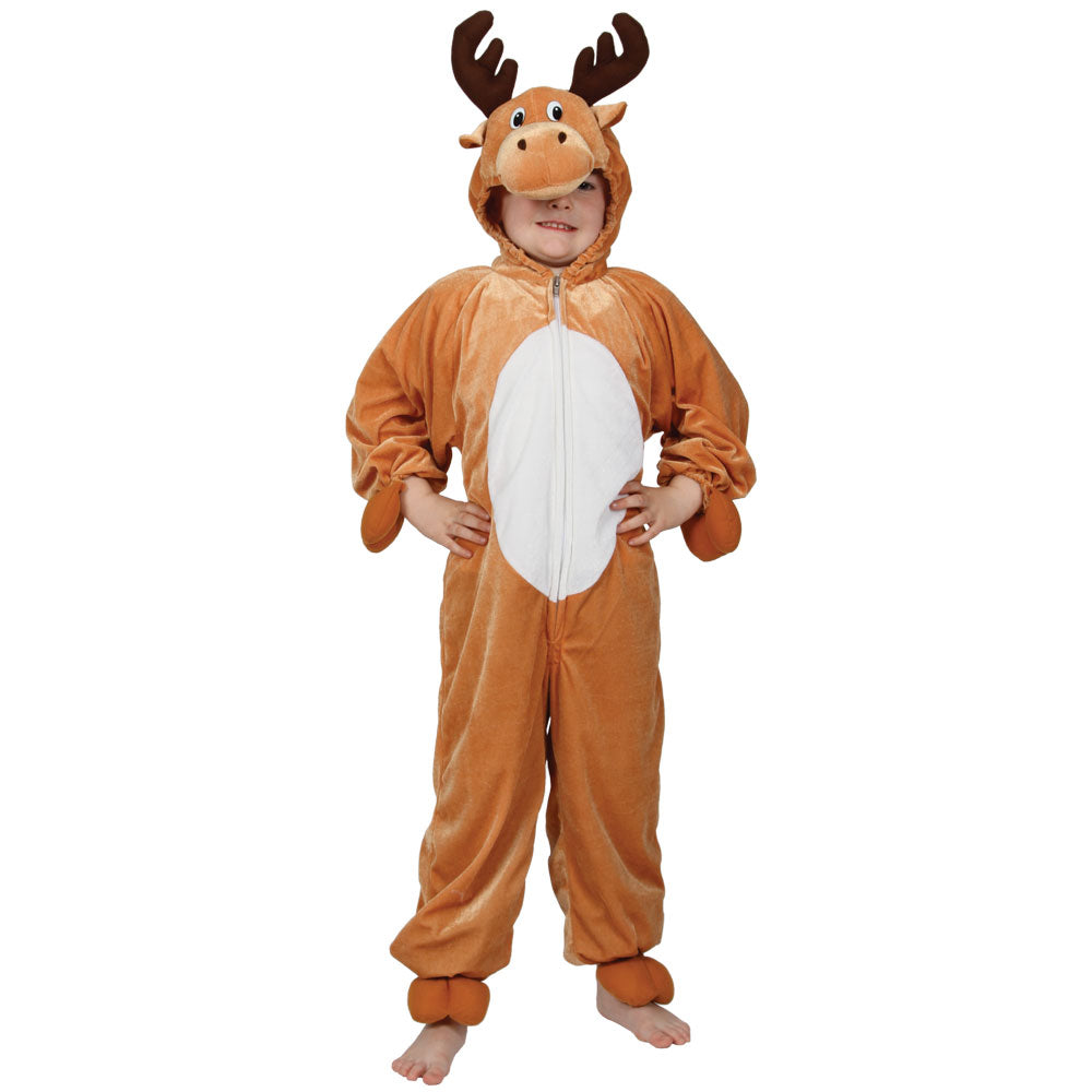 Kid's Christmas Reindeer Costume