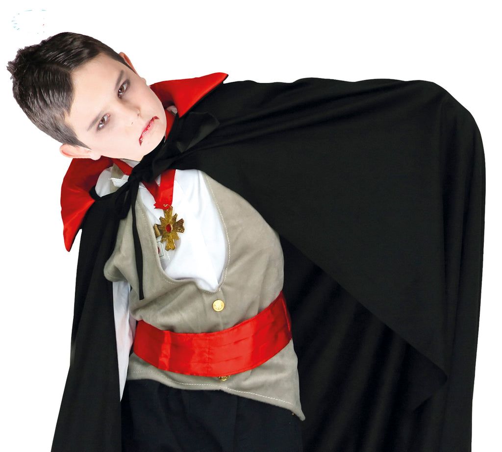 Children's Vampire Cape 90cm