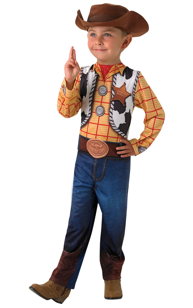 Kids Classic Woody Toy Story Costume
