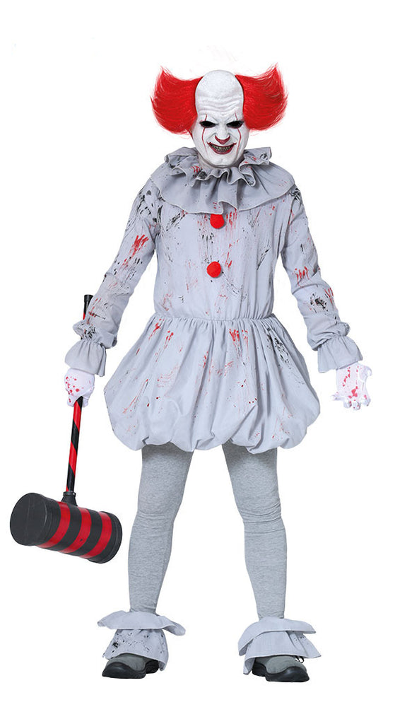 Killer Clown IT Pennywise Costume