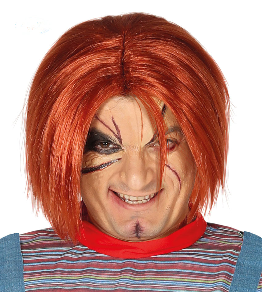 Killer Doll Chucky Wig My Fancy Dress