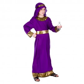 King Melchior Wise Man Fancy Dress Costume
