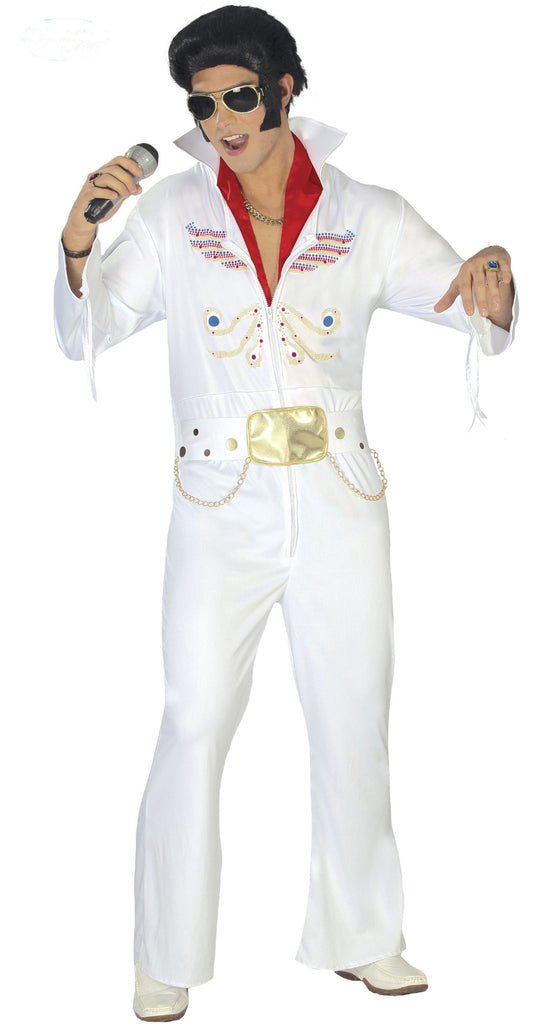 King of Rock Elvis Presley Costume Adult
