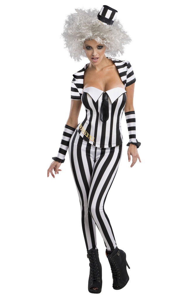 Ladies Beetlejuice Costume