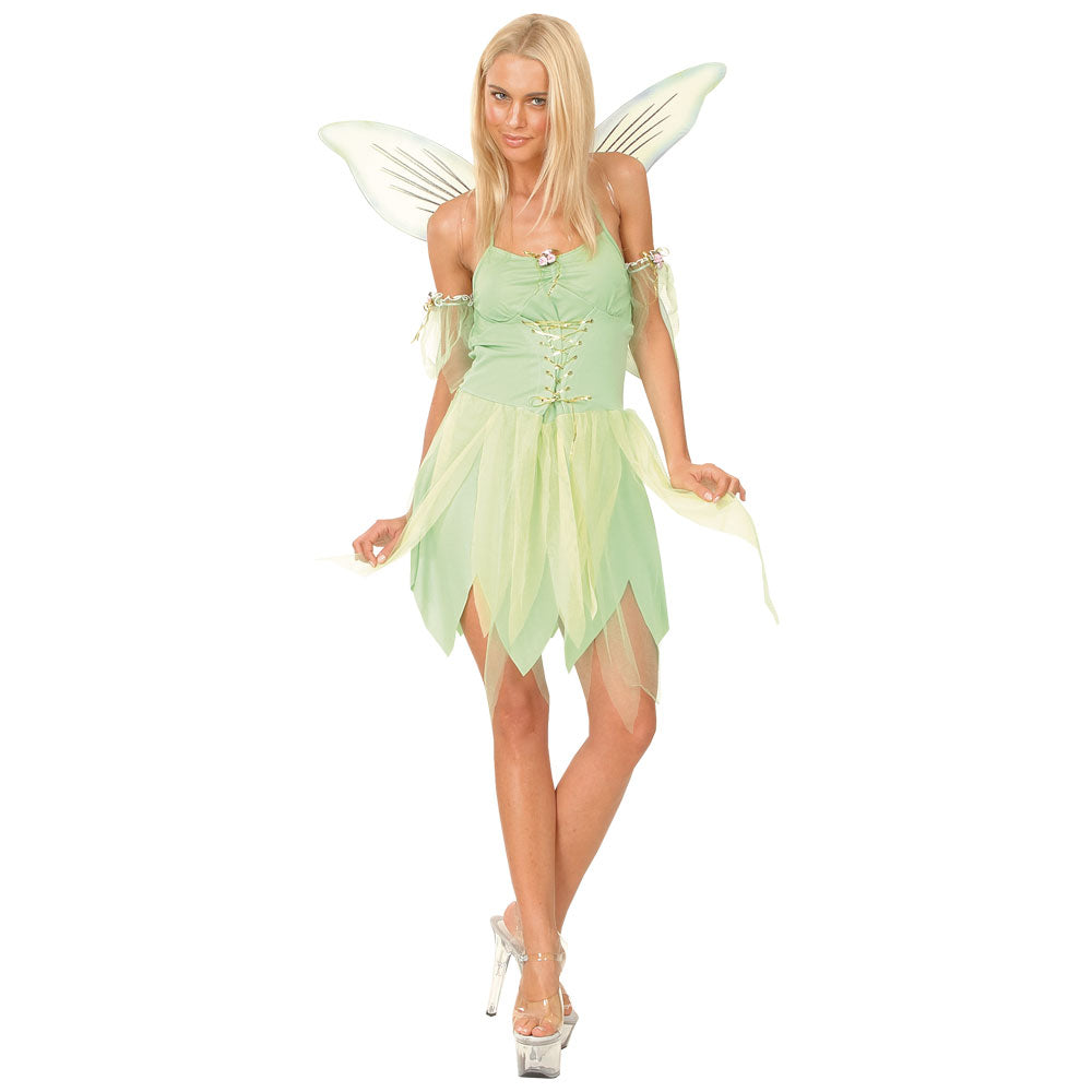 Neverland Fairy Tinkerbell Costume for women.