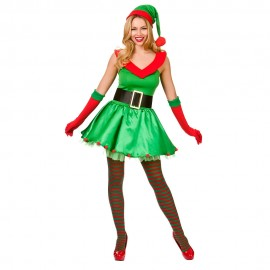 Santas Sexy Lil Helper Costume