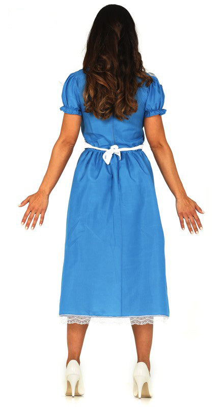 Little Blue Girl Alice Costume Adult