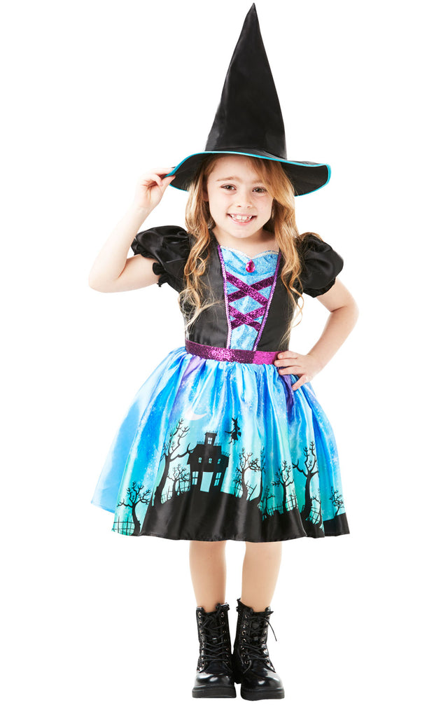 Children's Moonlight Witch costume
