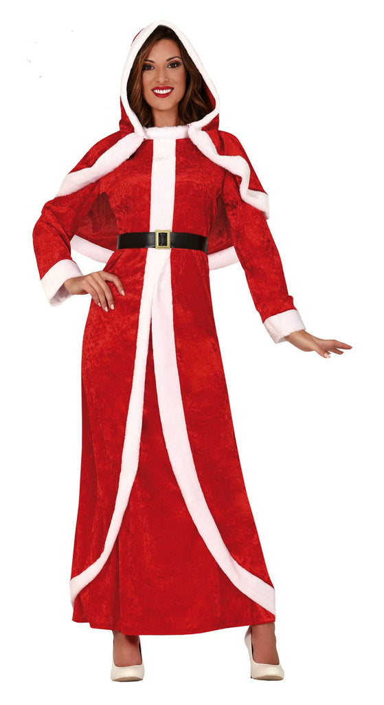 Mama Noel or Mrs Claus Christmas Costume