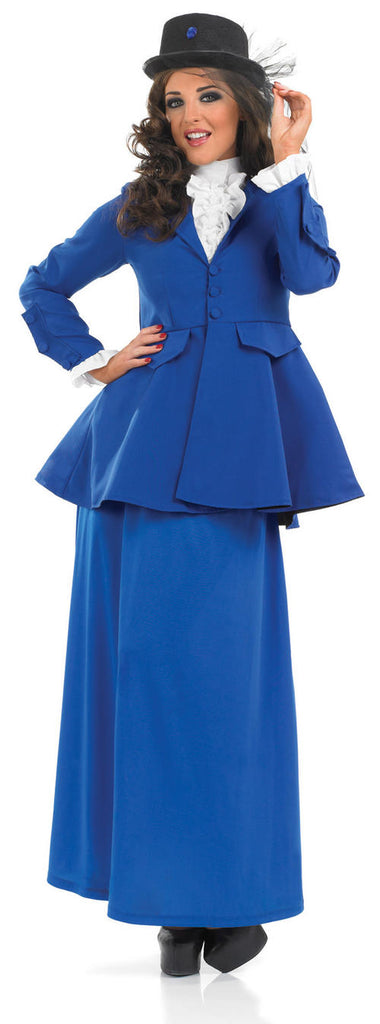 Mary Poppins Victorian Lady Costume