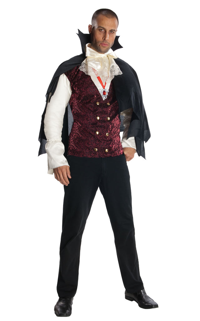 Men's Lord Vampire Adult Outfit